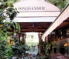 L'entrata del Don Lisander
