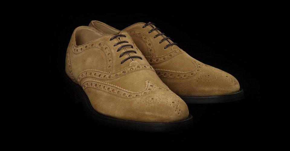 Indossando un paio di scarpe Joe Dalborn 37f433e4020