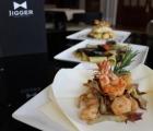 Melià Milano - Jigger food & cocktail-bar - gambero aromatizzato