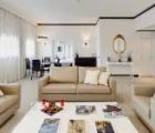 Melià Milano presidential suite lounge