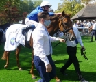 Appleby praises 'faultless' Space Blues after stunning Maurice de Gheest strike, FRA Deauville 09 08 2020
