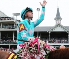 MONOMOY GIRL - Longines Kentucky Oaks - G1 - 144th Running - 05-04-18 - R11 - CD - Florent Geroux 02, invitation KyD 2020
