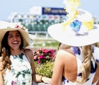 Gulfstream Park Curlin Florida Derby Day 28 03 2020-all-smiles-at-the-track