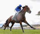 Ghaiyyath beat a very strong field in the 12-furlong G1 Coronation Cup at Newmarket, UK, on Friday, 5 June
