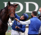 william-buick-makes-a-fuss-of-ghaiyyath-following-the-juddmonte-international-york-19-08-2020