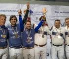 I due polo team di Cortina 2020