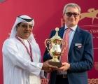 Qatar premiazione per il trainer Stefano Ibido 20-02-2020