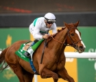 Saudi-cup-day-race-03 Call The Wind-and-olivier-peslier-win-longines-turf-handicap-glory-29-02-2020
