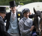 Soldiers Call at Royal Ascot (last June) now stallion (25-02-20)