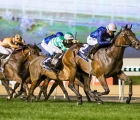 five-year-old-key-victory-bounced-back-to-form-when-coming-from-last-to-first-in-the-closing-mile-turf-handicap-on-week-two-of-the-dubai-world-cup-carnival-at-meydan-uae-on-thursday-9-january