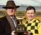 willie-mullins-and-paul-townend-get-their-hands-on-the-magners-cheltenham-gold-cup-trophy-after-the-victory-of-al-boum-photo-cheltenham-13-03-2020