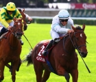 Clodovil's Tiger Tanaka Takes the Marcel Boussac, FRA Longchamp, 04 10 2020