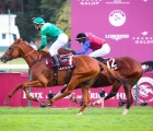 Siyouni's Sottsass Prevails In the Arc, FRA Longchamp, 04 10 2020