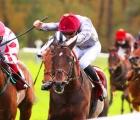 Wootton Bassett's Wooded Wins the Abbaye, FRA Longchamp, 04 10 2020