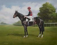 Il dipinto dedicato a Dick Turpin