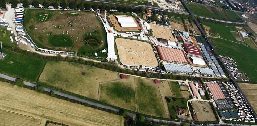 Arezzo Equestrian Centre Galoppo Amp Charme