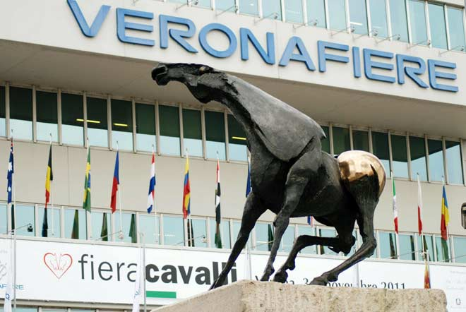 Fiera Di Verona Calendario.06 09 2018 Veronafiere Press Office Fieracavalli 2018