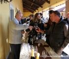 Il momento dei vini dell'azienda agricola di Alfiero Boffa